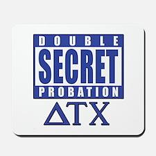 Delta House Double Secret Probation Mousepad