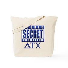 Delta House Double Secret Probation Tote Bag