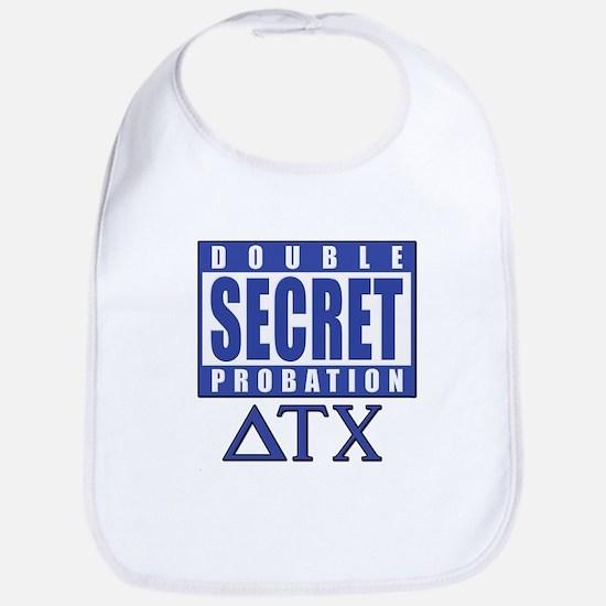 Delta House Double Secret Probation Bib