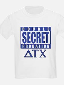 Delta House Double Secret Probation T-Shirt