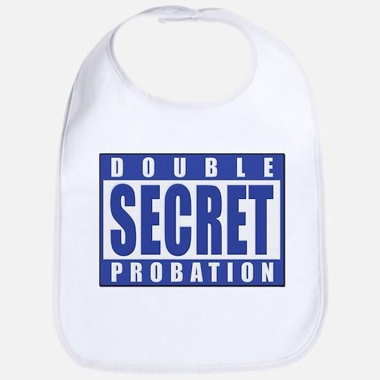 Double Secret Probation Animal House Bib