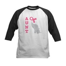 Breast Cancer Aunt Support Tee