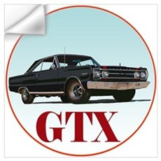The Avenue Art GTX Wall Decal
