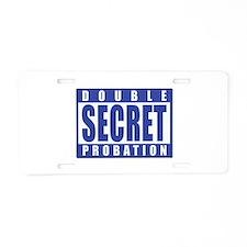 Double Secret Probation Animal House Aluminum Lice