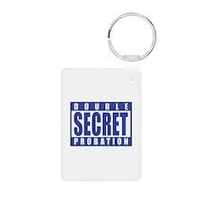 Double Secret Probation Animal House Keychains