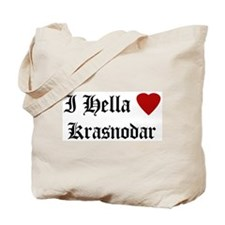Hella Love Krasnodar Tote Bag