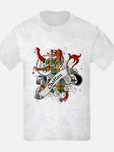 Chattan Tartan Lion T-Shirt
