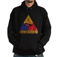 2nd Armored Division - Hell O Hoodie