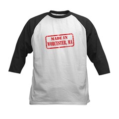 MADE IN WORCHESTER, MA Tee
