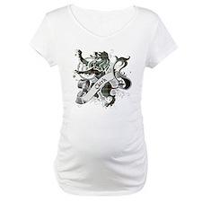 Clark Tartan Lion Shirt