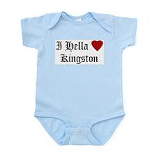 Hella Love Kingston Infant Creeper