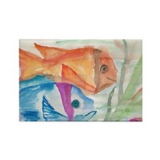 Two Fishes Magnet