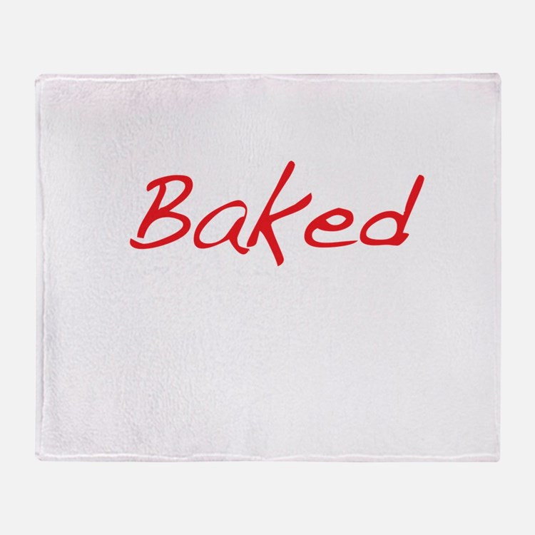 Baked Throw Blanket