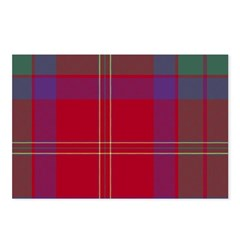 Tartan - MacPherson of Cluny Postcards (Package of