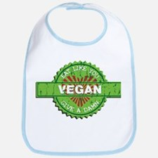 Vegan Eat Like You Give a Damn Bib
