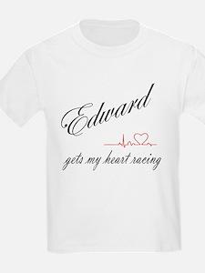 Edward Heart T-Shirt