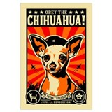Chihuahuas Wrapped Canvas Art