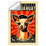 Chihuahuas Wall Decals