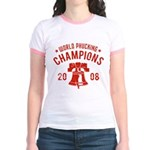 World Phucking Champions 2008 Jr. Ringer T-Shirt