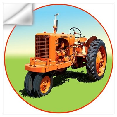 The Heartland Classic SD-2 Wall Decal