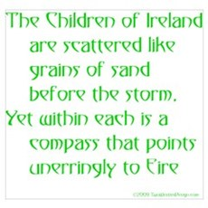 Children of Ireland Poster