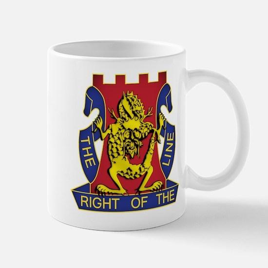 14th Infantry Regiment - Gold Mug