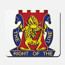 14th Infantry Regiment - Gold Mousepad