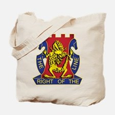 14th Infantry Regiment - Gold Tote Bag