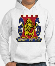 14th Infantry Regiment - Gold Hoodie