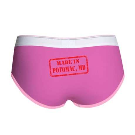 MADE IN POTOMAC, MD Women's Boy Brief