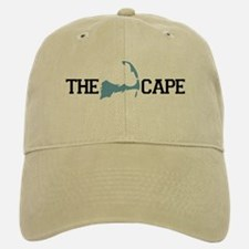 The Baseball Baseball Cape MA - Map Design Baseball Baseball Cap