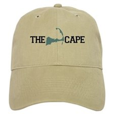 The Baseball Cape MA - Map Design Baseball Cap