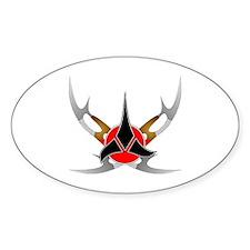 Klingon Emblem Decal