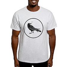 Raven Art T-Shirt