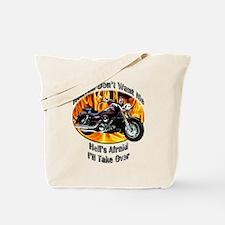 Kawasaki Vulcan Tote Bag