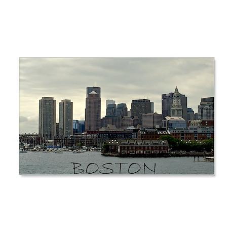 Boston 22x14 Wall Peel