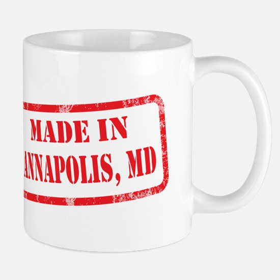 MADE IN ANNAPOLIS, MD Mug