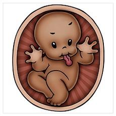 Razz Baby -DS Poster