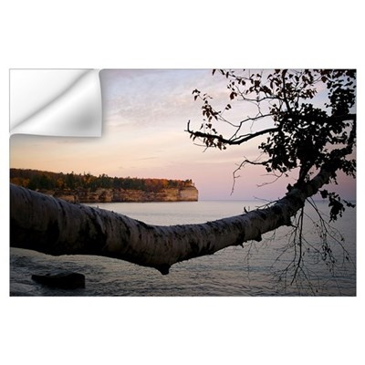 Pictured Rocks National Lakeshore Wall Decal