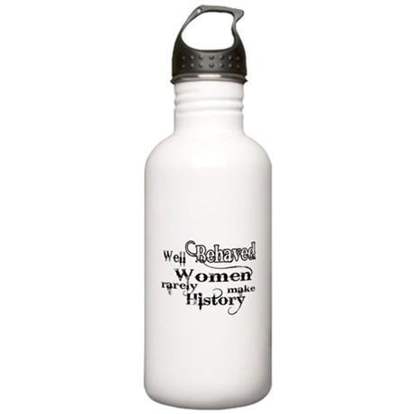 Well Behaved Women Stainless Water Bottle 1.0L