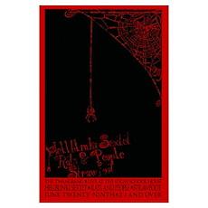 Hellblinki Sextet and Strawfoot Poster