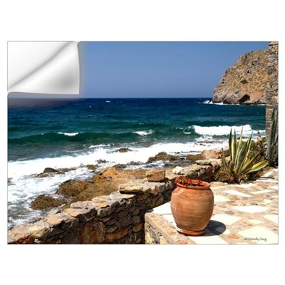 Ocean View Wall Decal