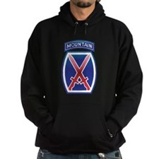 10th Mountain Division - Clim Hoodie