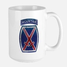 10th Mountain Division - Clim Mug