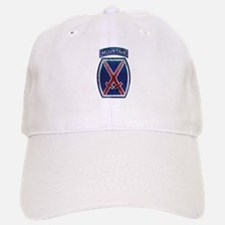 10th Mountain Division - Clim Baseball Baseball Cap