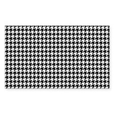 Houndstooth Heaven Decal