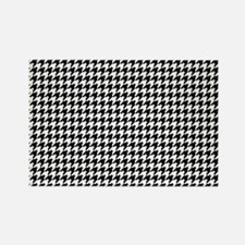 Houndstooth Heaven Rectangle Magnet