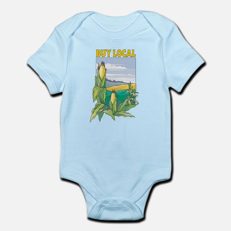 Buy Local Infant Bodysuit