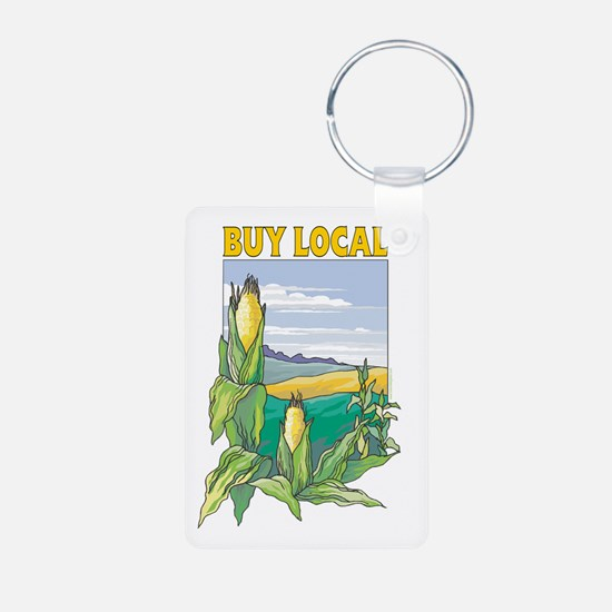 Buy Local Keychains