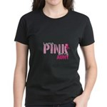 PINK for Aunt Women's Dark T-Shirt